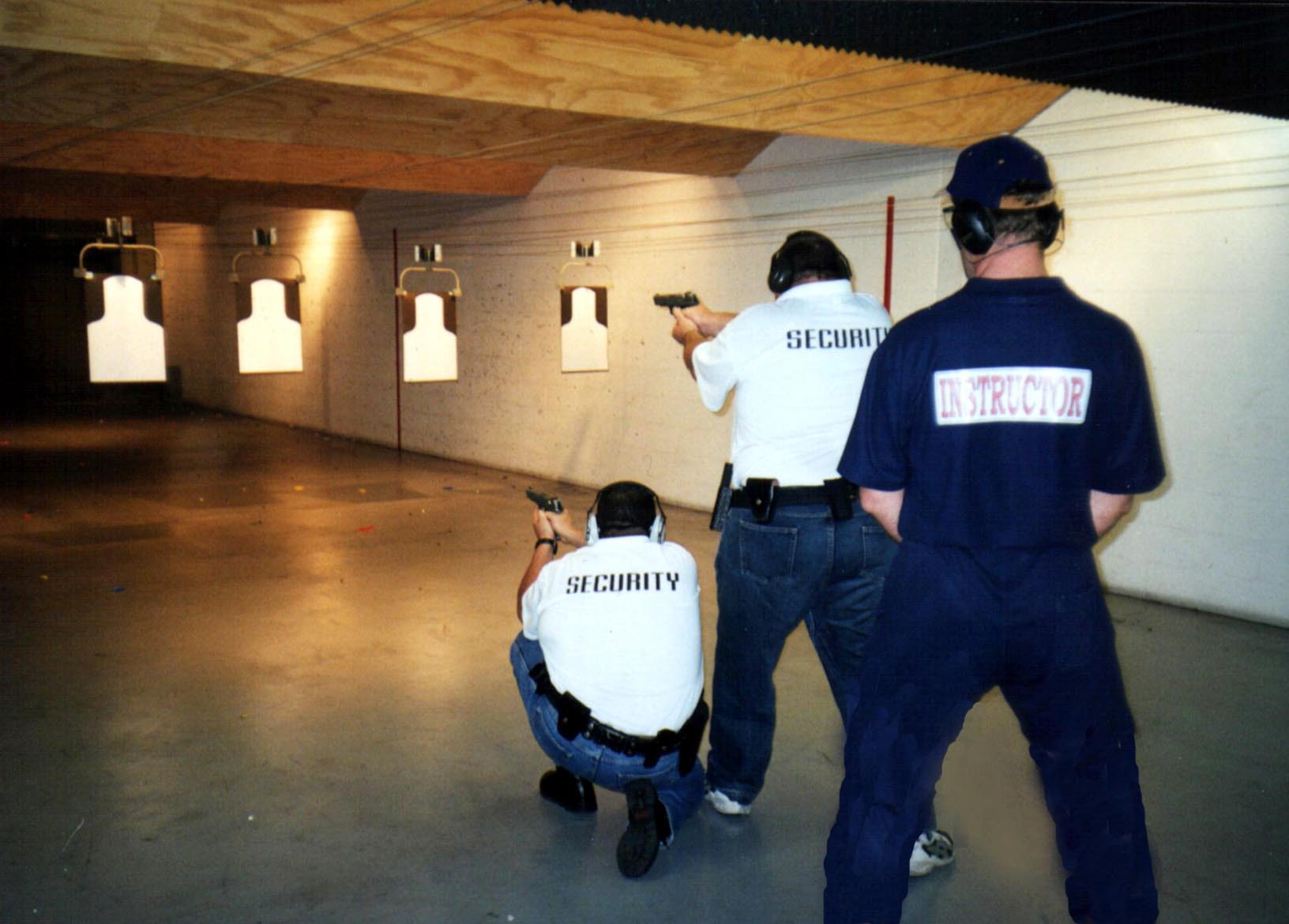Security Training – What Are The Different Training Courses To Choose From?