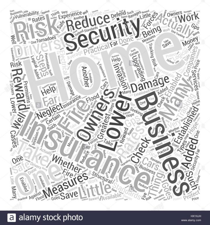 Added Security may Lower Insurance Rates for Home and Business Owners